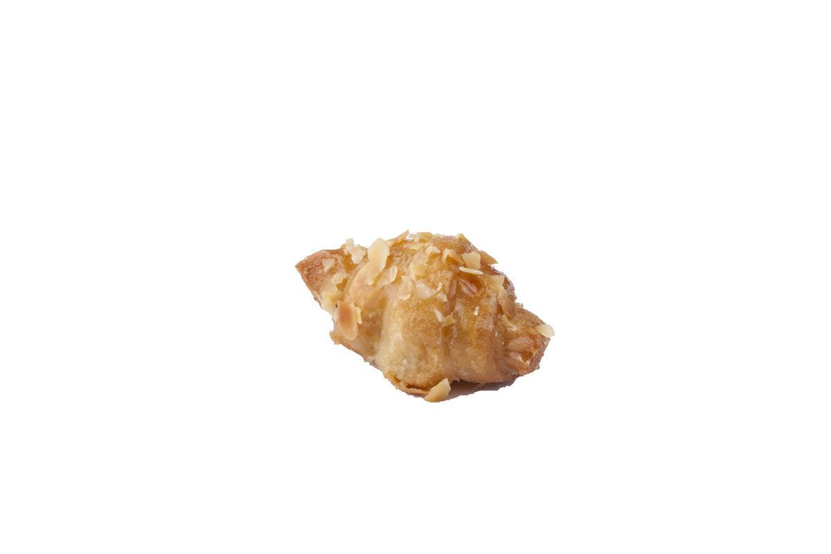 Lenten chocolate croissant