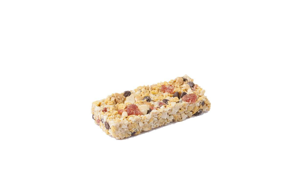 strawberry cereal bar