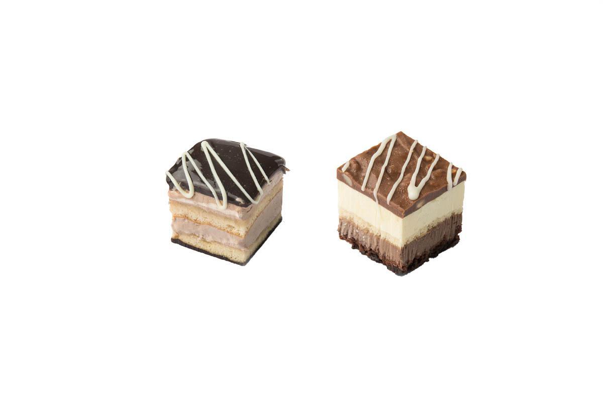 chocolate-ferrero mini cake combo