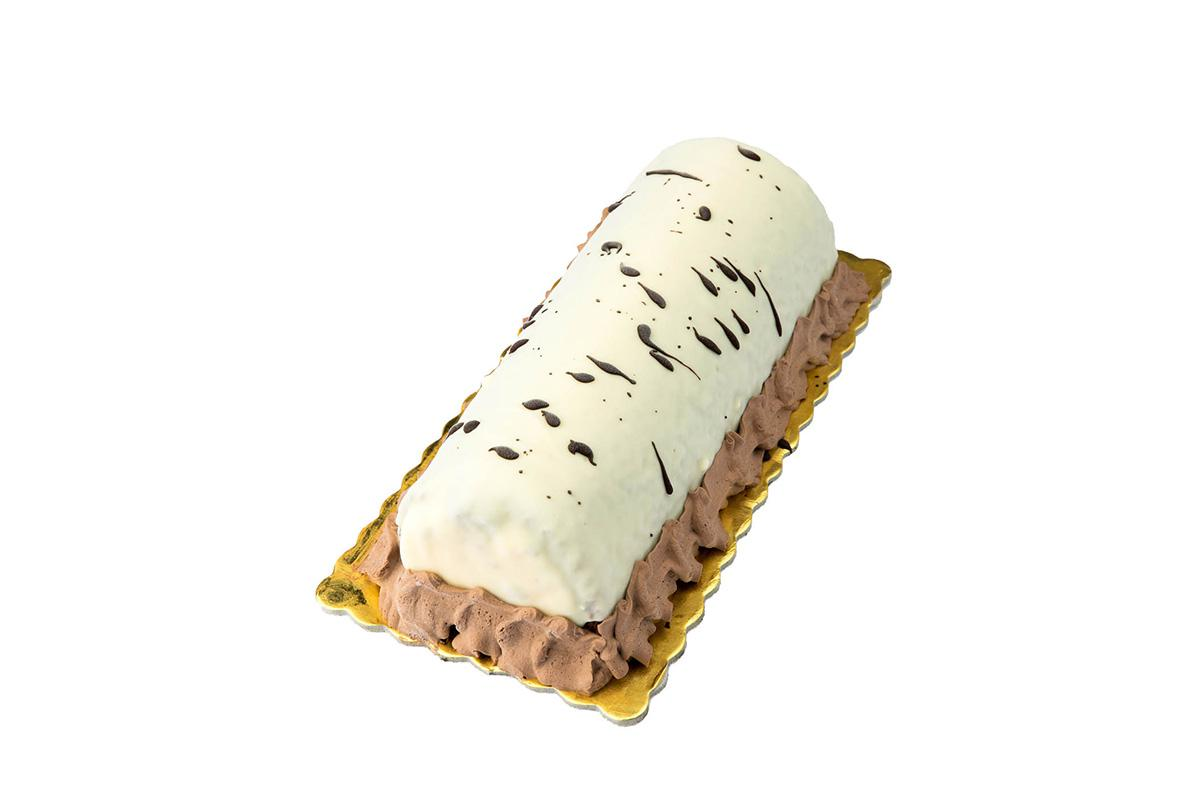 white stracciatella ice cream kormos