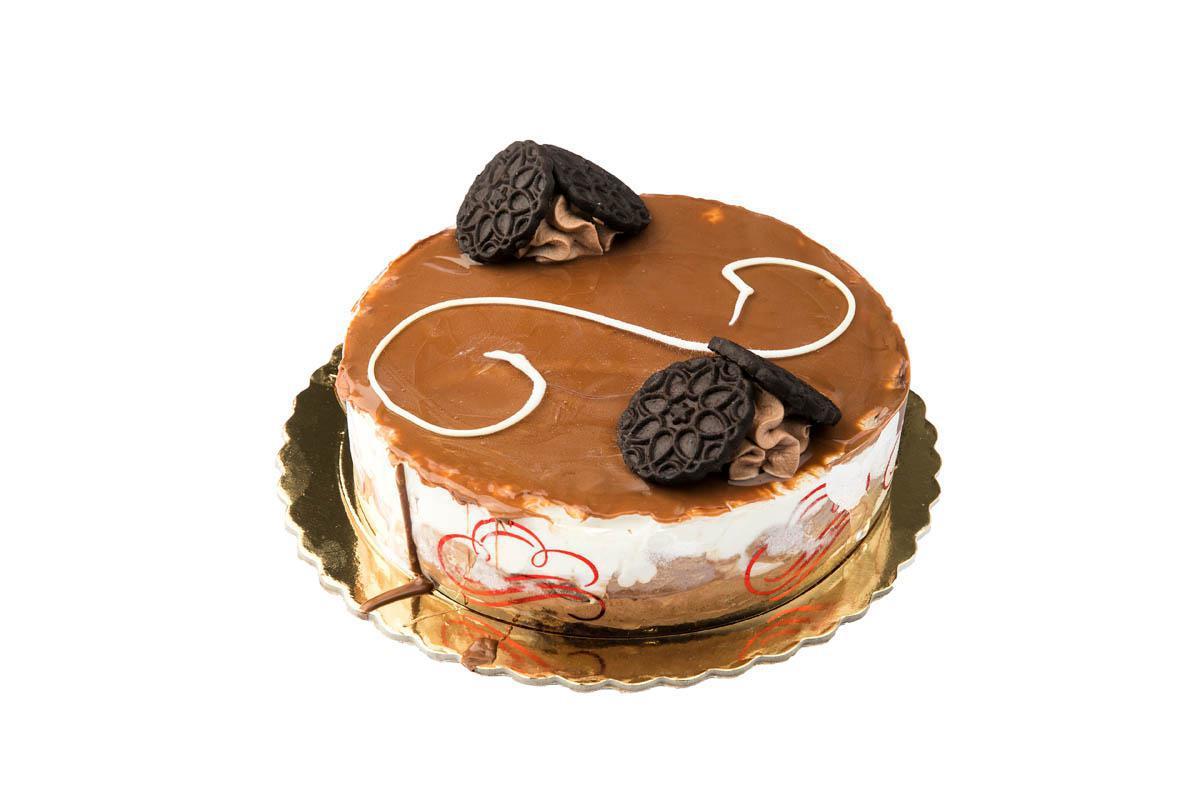 ice cream biscuit cake
