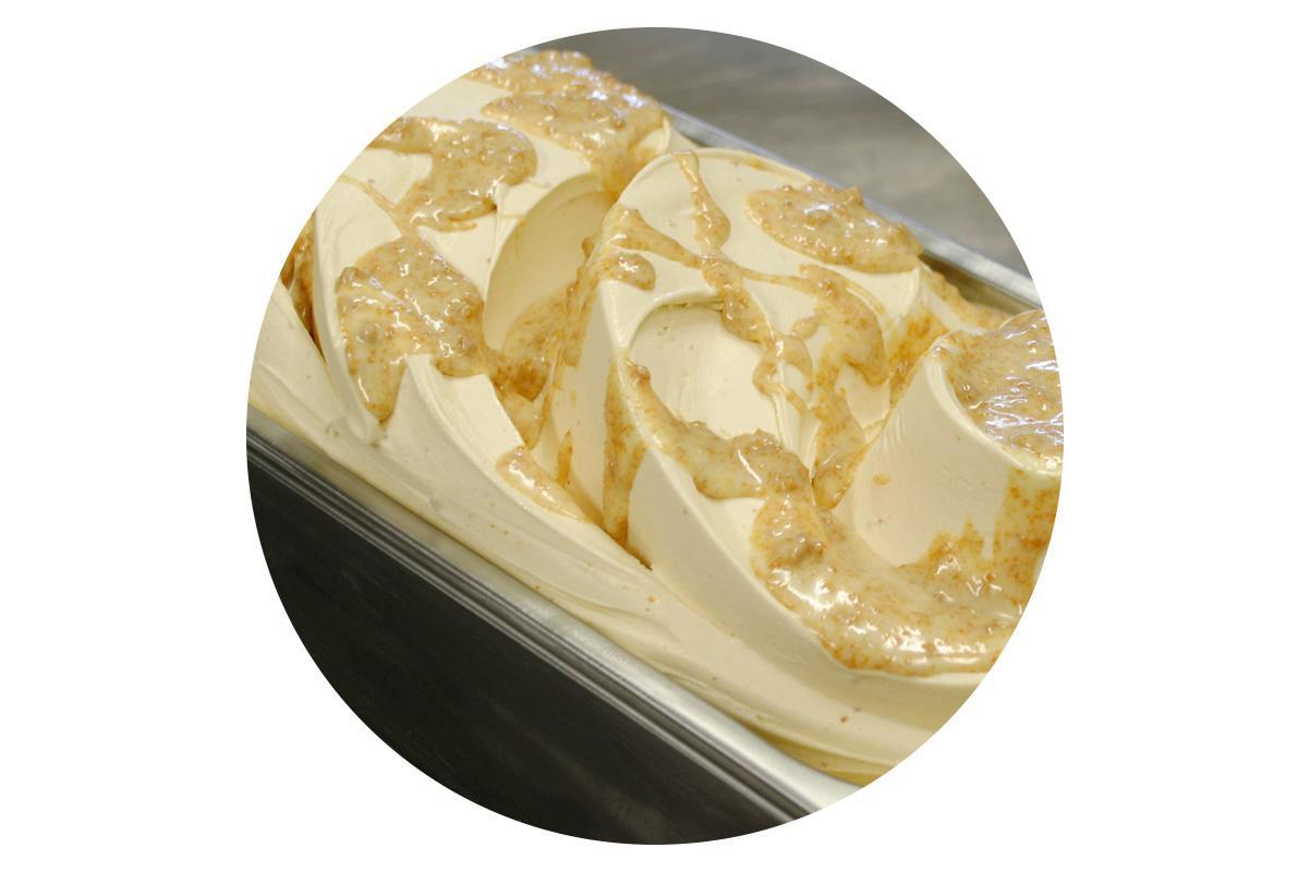 belgian cinnamon biscuit ice cream