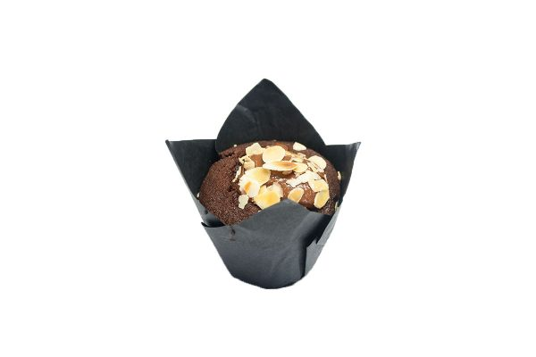chocolate praline muffin